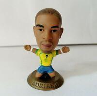 Adriano Brazil Corinthian Microstar Figure GOLD Base MC5663