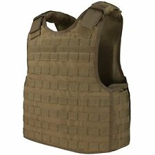 Condor DFPC Coyote Brown MOLLE Tactical OPS Defender BALCS/SPEAR Plate Vest