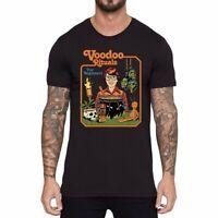 Voodoo Rituals For Beginners Men Funny Ringer T-Shirts Short Sleeve Summer Tee