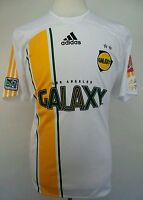 Vintage Adidas Formotion Los Angeles Galaxy David Beckham Soccer Jersey Size M