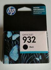 NEW Genuine HP 932 CN057AN Black Officejet Ink Cartridge EXP. Dates 2015 & 2016