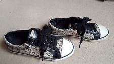 GUESS FLAT SHOES / TRAINERS SIZE UK4 US 6.5