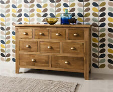 Solid Wood Dining Room Sideboards with Flat Pack