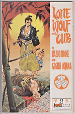 LONE WOLF & CUB#37 VF/NM 1990 FIRST PUBLISHING