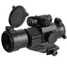 Tactical Holographic 1x Reflex Red/Green Dot Sight Scope Picatinny Rail M2 2017
