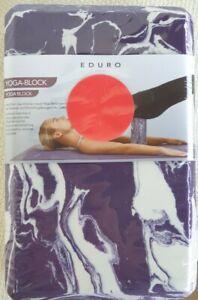 EDURO Yoga-Block Neu
