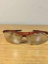 """CREWS """"DALLAS""""  STYLE SAFETY GLASS INDOOR/OUTDOOR CLEAR MIRROR LENS DL219AF"""