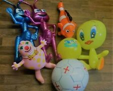 144 Mixed Inflatable Toys - Wholesale Offer - Fairs - Giveaways - Hooplas