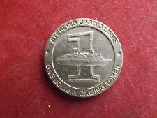 *USA Casino Dollar /Token * Sterling Casino Lines ca.38mm* (Schub32)