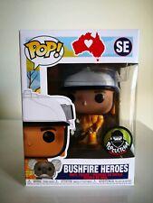 Bushfire Heroes (w/ Koala) Funko Pop Vinyl Figure Popcultcha