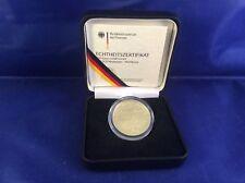 100 Euro Goldmünze Deutschland - Wartburg - 2011 - G -