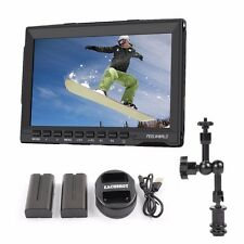 "Feelworld FW-759 7"" 1080P Camera Field Monitor Ultra HD IPS Screen FPV Monitor"