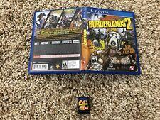 BORDERLANDS 2 - PS VITA , PLAYSTATION VITA , PSVITA , USA RARE