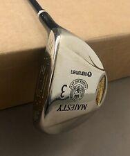 Maruman Majesty Royal-VQ Fairway 3 Wood Regular Flex Graphite Golf Club