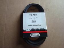 "1/2 X 71"" Industrial Polyester Cord Belt A69  4L-710 PIX belt Made for OREGON"