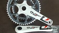FSA Team Issue CARBON chainset (Compact) PINARELLO for Campagnolo 10/11s (NEW)