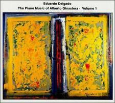 Piano Music of Alberto Ginastera 1