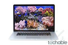 """SLEEK 15"""" 2013 Apple MacBook Pro Retina 2.4GHz i7 16GB 512GB 90-Day WARRANTY"""