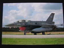 Photo Helenic (Greece) AF F-16 Block 52+ Open Dag KLu VLB Volkel 2007