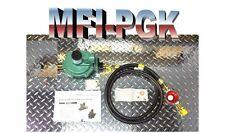 Mfi Pgk-12 12 Foot Hose Kit With Regulators For Engines 20Hp Or Larger