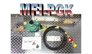 MFI PGK-12 Propane Hose Regulator Kit for 20hp & Larger Engines Generac GN990