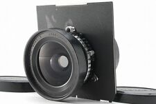 Exc+++++ Fuji Fujinon SW 90mm f/8 Large Format SEIKO Shutter from Japan #142