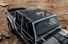 2020 Jeep Gladiator Mesh Sun Bonnet Factory Mopar New Oem
