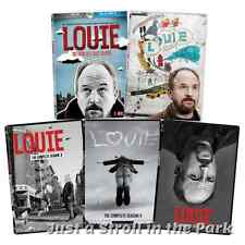 Louie Louis C.K. Complete TV Series Seasons 1 2 3 4 5 Box / DVD Set(s) NEW!