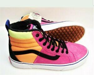 Vans SK8 Hi 46 MTE DX Pink Yarrow Tangerine  Men's Size: 6.5/ Women 8