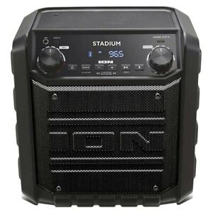 Ion Stadium Wireless Rechargeable Speaker System [stadiumxca]