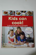 Kids Can Cook! by Parragon Book Service Ltd (Hardcover, 2008) VGC