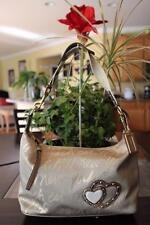 Coach lurex New York Holiday Limited Edition Script Tote Hobo Bag F17472 (P800)