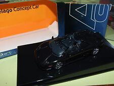 LAMBORGHINI MURCIELAGO Concept car Noir AUTOART 1/43