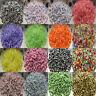 wholesale!50-2000pcs Mixed Alphabet/Letter Acrylic Cube Beads 6x6mm Choose color