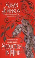 Seduction In Mind ~ Johnson, Susan Mass Market Paperback Romance Book