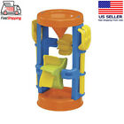 American Plastic Toys Sand & Water Wheel Kid's Beach Toy