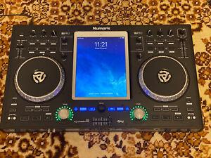 Numark IDJ Pro Professional Dj Controller For iPad Audio Mixer Turntable