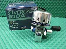 Daiwa SilverCast Spincast Reel 3BRGS Size 100A SC100A