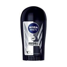 NIVEA Men INVISIBLE Black & White Deodorant Anti-Perspirant Stick 40ml