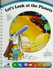 Let's Look at the Planets (Poke & Look Learning) Driscoll, Laura Spiral-bound U