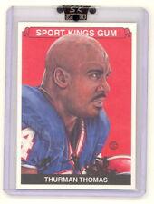 2007 SPORTKINGS THURMAN THOMAS CARD #41 NM-MINT (498B)