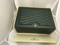 ROLEX Watch Box, Submariner ,datejust,oyster  Green Inner  And Outer Box