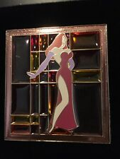 Disney Jessica Rabbit Who Framed Roger Rabbit Stained Glass Le250 Jumbo Pin New