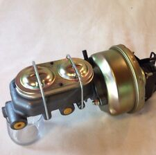 "1961-72 Ford Galaxie 7"" Brake booster & master cylinder w/ proportioning valve"