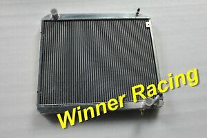 Aluminum Radiator For Mercedes-Benz 280SL 1968-1971 Manual Transmission