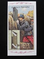No.80 THE PERISCOPE IN THE TRENCHES The Great War Series REPRO of Gallaher 1915