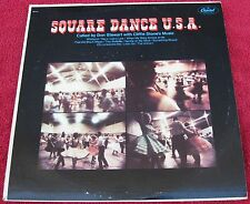 Square Dance U.S.A.[Vinyl LP]: Called By Don Stewart With Cliffie Stone's Music