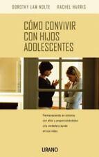 Como Convivir con Hijos Adolescentes (Spanish Edition)-ExLibrary