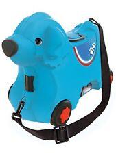 BIG Bobby-trolley blau - Koffer # 800055352