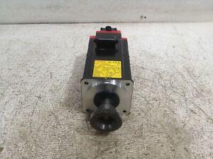 Fanuc A06B-0215-B605#S000 a4/5000is AC Servo Motor 164 V 4000 RPM (TSC)